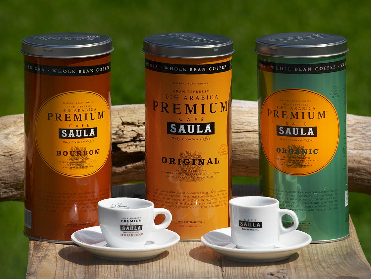 Káva SAULA